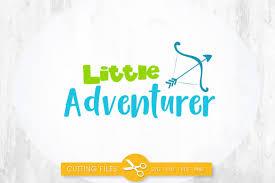 Little Adventurer Graphic By Prettycuttables Creative Fabrica