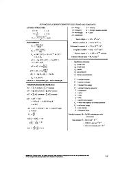 ap chemistry periodic table and formula sheet
