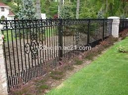fence barade guardrail handrail