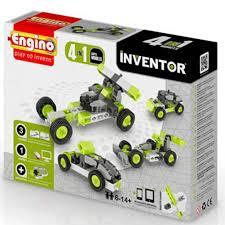 Пластиковый <b>конструктор Engino PICO</b> BUILDS/INVENTOR ...