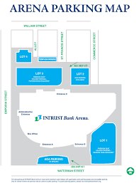 Accessibility Services Guest Services Intrust Bank Arena