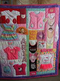 Baby Keepsake Quilt. Link below is to a company that will make ... & Baby Keepsake Quilt. Link below is to a company that will make them. Image Adamdwight.com
