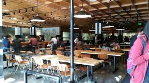 facebook menlo park office. Epic Cafe, One Of The Largest Cafeterias On Campus. - Facebook Menlo Park Office 2
