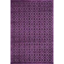 momeni platinum aubergine rectangular 2 ft x 3 ft rug
