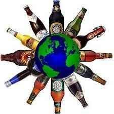 around the world beer gift set