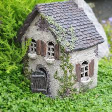 Ivy Cottage  Where To Buy Miniature And Fairy Garden Houses U2013 Part I Lush