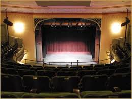 The Uc Theatre Seating Chart Seating Chart Woodstock Illinois