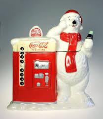 Coke Polar Bear In Bottle Vending Machine Awesome Coca Cola Santa Polar Bear Coke Vending By WeStartedWithAMouse