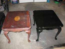 End Table Paint Ideas Black End Table Concept Information About Home Interior And