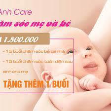 Chăm Sóc mẹ và Bé sau sinh tại Đà Lạt Diệp Anh Care - Assistante Maternelle