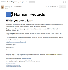 Customer Service Apology Email How Brands Can Say Sorry Like They Mean It Econsultancy
