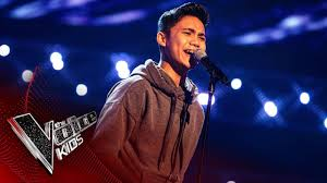 Joshua Performs 'You Are The Reason' | Blind Auditions | The Voice Kids UK  2020 - YouTube