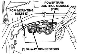 dodge ram 2009 to 2015 short runner valve tsb dodgeforum 1984 Dodge Truck Wiring Diagram check your wiring harnesses on the pcm