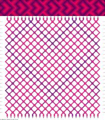Heart Friendship Bracelet Pattern Custom Design Inspiration