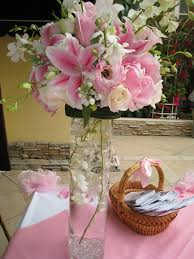 ... Stunning Table Centerpiece Decoration Using Flowers For Tall Vases :  Astounding Design For Table Centerpiece Using ...