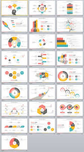 Infographic For Powerpoint 25 Multicolor Infographic Powerpoint Template