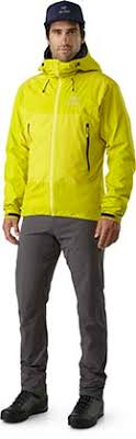 Sizing Fit Guide Customer Support Centre Arcteryx