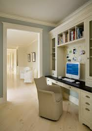 built in home office furniture. Built In Office Desk Home Traditional With Black Counter Furniture