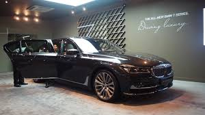 new car release singaporeTech packed new BMW 7 Series hits town