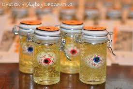 Invitations Diy Decorating On Eyeball Party Chic Shoestring A Halloween