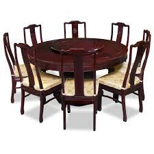 Round Kitchen Table For 8 Impressive Round Wood Dining Table For 8 Round Dining Room Table
