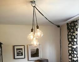 modern industrial lighting. unique chandelier plug in modern hanging pendant lamp industrial lighting ceiling fixture antique or led