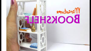 diy dollhouse furniture. Photo 2 Of 5 Easy Diy Dollhouse Furniture #2 DIY Bookshelf Miniature