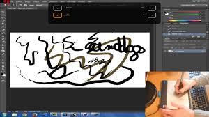 Tablette Graphique Intuos De Wacom Youtube
