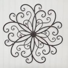 wrought iron wall decor metal wall art