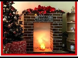 diy fake fireplace in 10 minutes