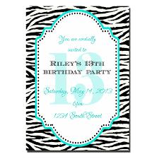 free 13th birthday invitations new th birthday party invitations to design free birthday invitation