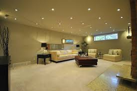 image of led recessed lighting home