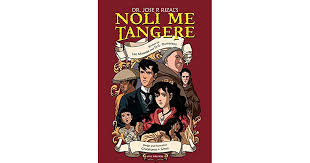 book cover ng noli me tangere noli me tangere ics by josé rizal of book cover