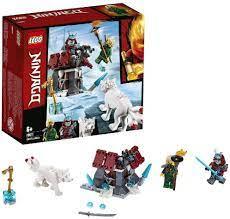 Lego Ninjago 70671 Angriff des EIS-Samurai, Bauset: Amazon.de: Spielzeug