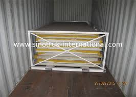 light weight refrigerated food truck insulated ckd panels fixing on truck chassis