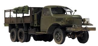 <b>Сборная модель ZVEZDA Советский</b> грузовик 4,5 тонны (ЗиС ...