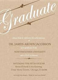 Good Graduation Invitation Templates For Word Or Brown Linen