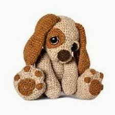 Crochet Dog Pattern Magnificent Click To Enlarge Image Crocheting Pinterest Artworks And Click