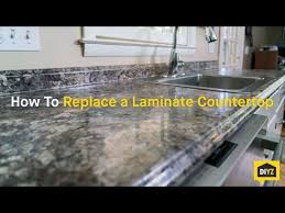 How to Replace a Laminate Countertop