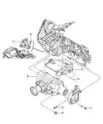 2007 chrysler pacifica engine diagram 5157001ad genuine chrysler pto unit