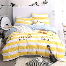 bedding decorating orange rugby stripe duvet cover orange stripe twin comforter yellow and white stripes bedding sets washed polyester duvet cover queen and