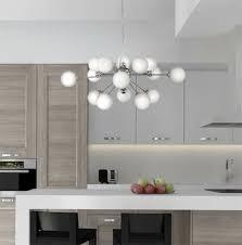 trendy lighting fixtures. Sputnik-inspired Contemporary Lighting Fixture Trendy Fixtures