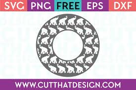 1000 x 1000 jpeg 24 кб. Free Svg Files Elephant Archives Cut That Design