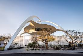 architecture buildings around the world. Delighful Architecture LAX Theme Building Pereira And Luckman 1961 Midcentury Modern And Architecture Buildings Around The World
