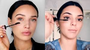 kendall jenner s everyday makeup look genelle
