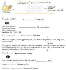 Business Letter Format Spacing Template Lezincdc Com
