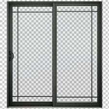 window sliding glass door stained glass