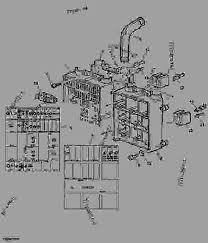 fuse box symbols 拖拉机john deere 6068tbm01 tractor 6615 list of spare parts
