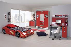Extreme Car Beds Diablo Red By
