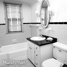 Small Picture Remodeling a small bathroom